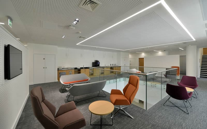 Executive Education interior