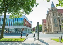 University of Manchester learning commons