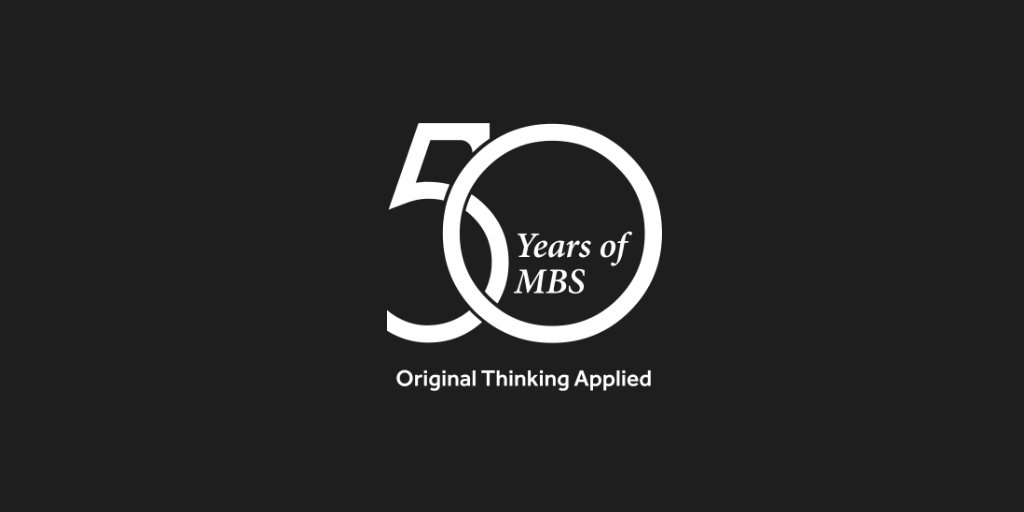 50 years of original thinking