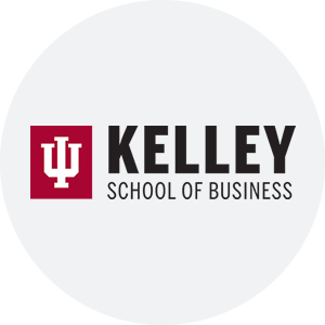 Kelley School of Business, Indiana, USA logo