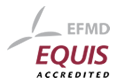 The European Quality Improvement System EQUIS logo