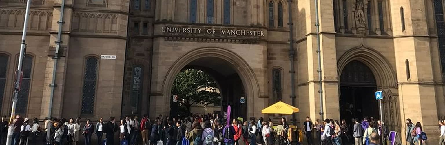 Scholarships at Alliance Manchester Business School