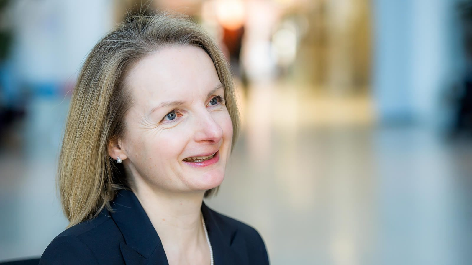 Elinor O'Connor, Director of Masters Programmes
