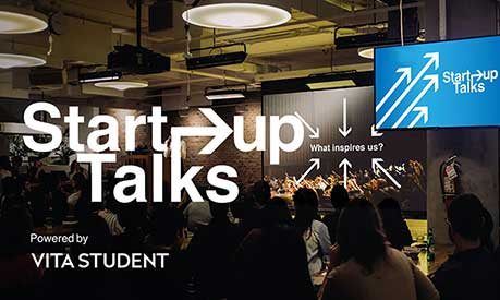 Start-up Talks: Meet the founder