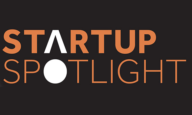 Startup Spotlight event - Feature