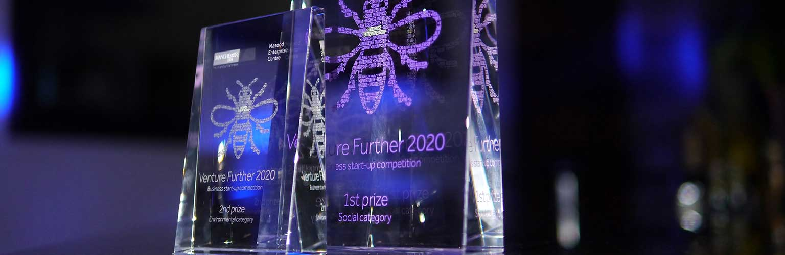 Venture Further 2020 awards