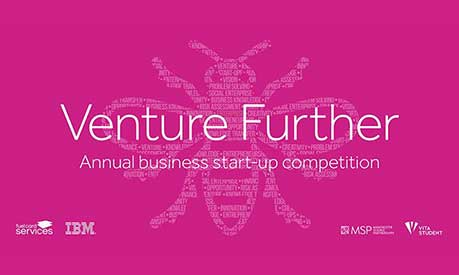 Venture Further start-up competition 2020