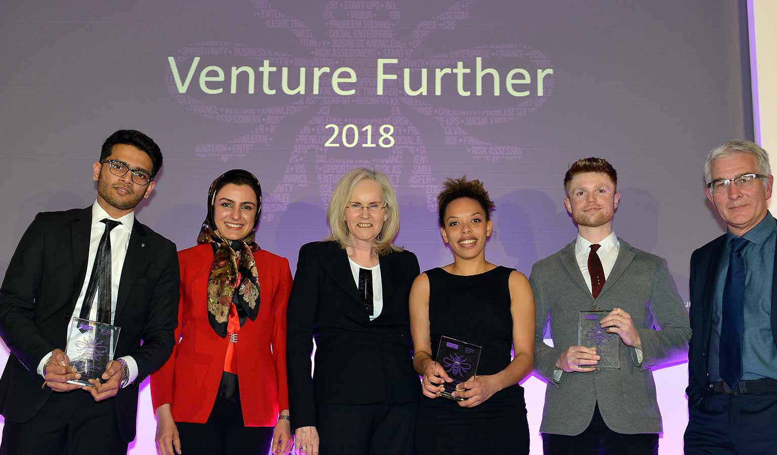 Venture Further start-up competition testimonial