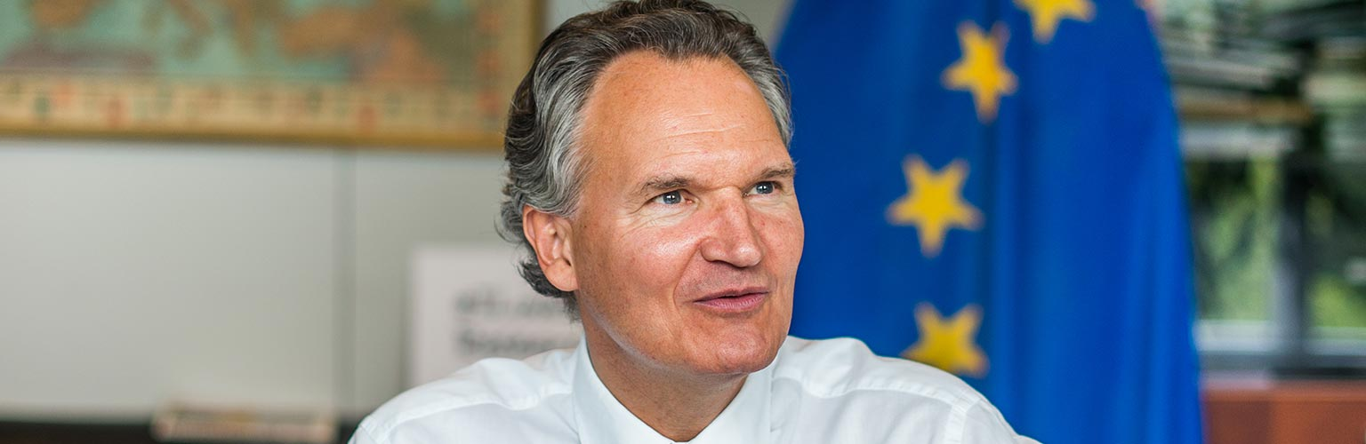 robert jan smits open access envoy of the european commission