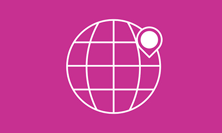 Pink international event - Listing image