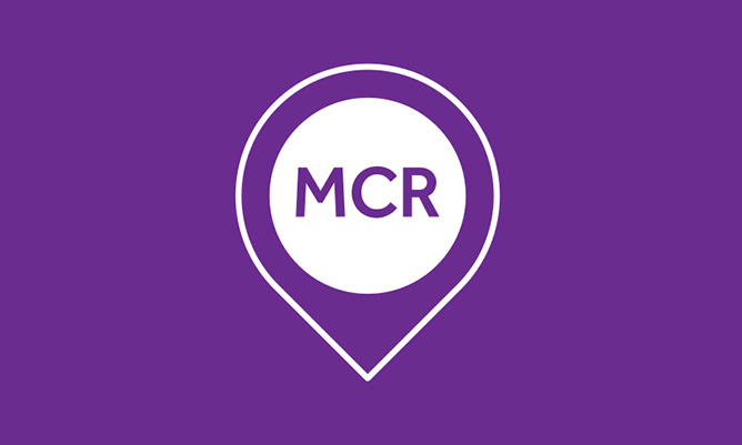Purple Manchester event - Feature