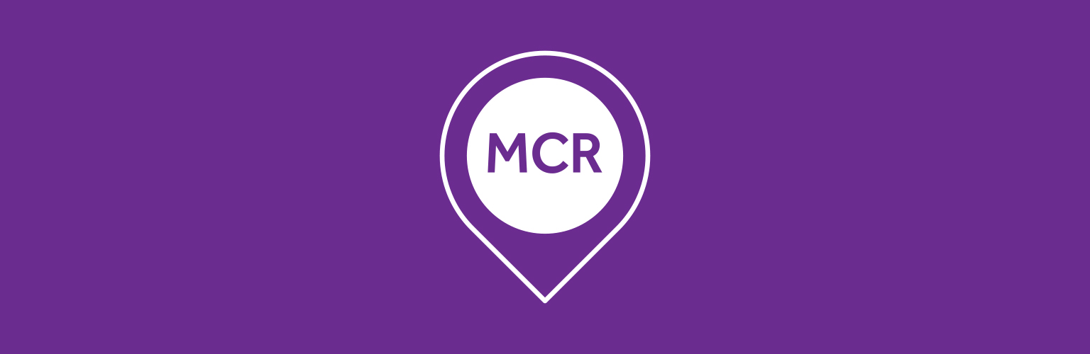 Purple Manchester event - Main