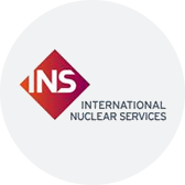Case Study - International Nuclear Services logo