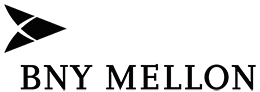 BNY Mellon logo - black with transparent background