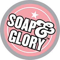 Soap and Glory logo 200x200