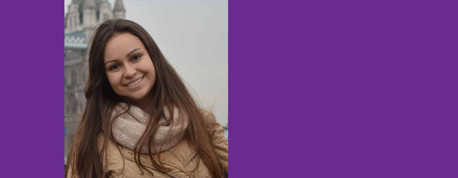 Maria Camila Acuña Moreno, Colombia, MSc International Business and Management, testimonial