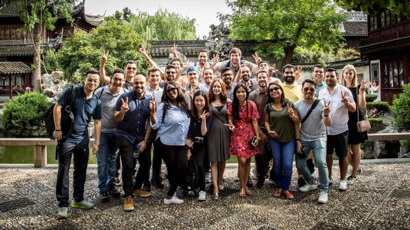 full time MBA study tour image shanghai