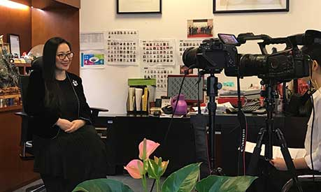 Interview with Sherry Fu China Centre Director
