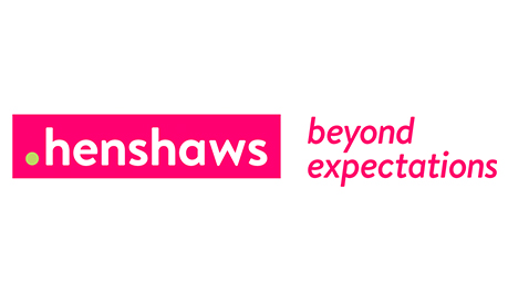 henshaws not for profit