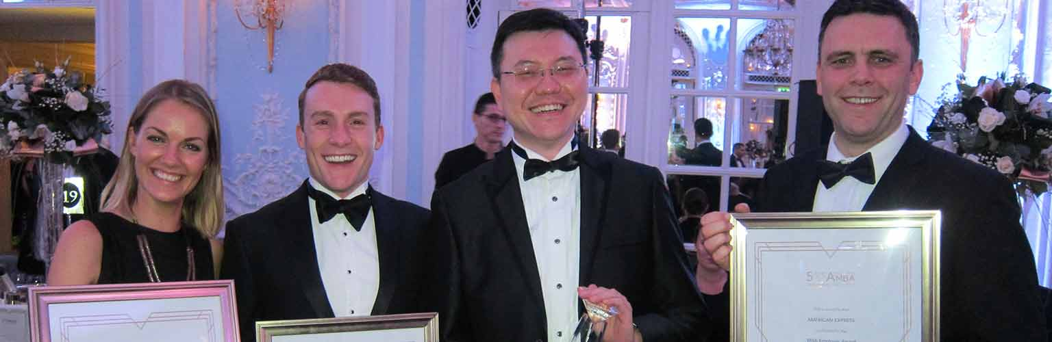 Alliance MBS MBA student scoops AMBA award