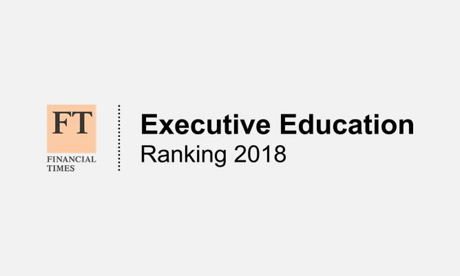 Alliance MBS cements position in Executive Education world elite