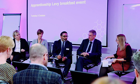 apprenticeship levy event