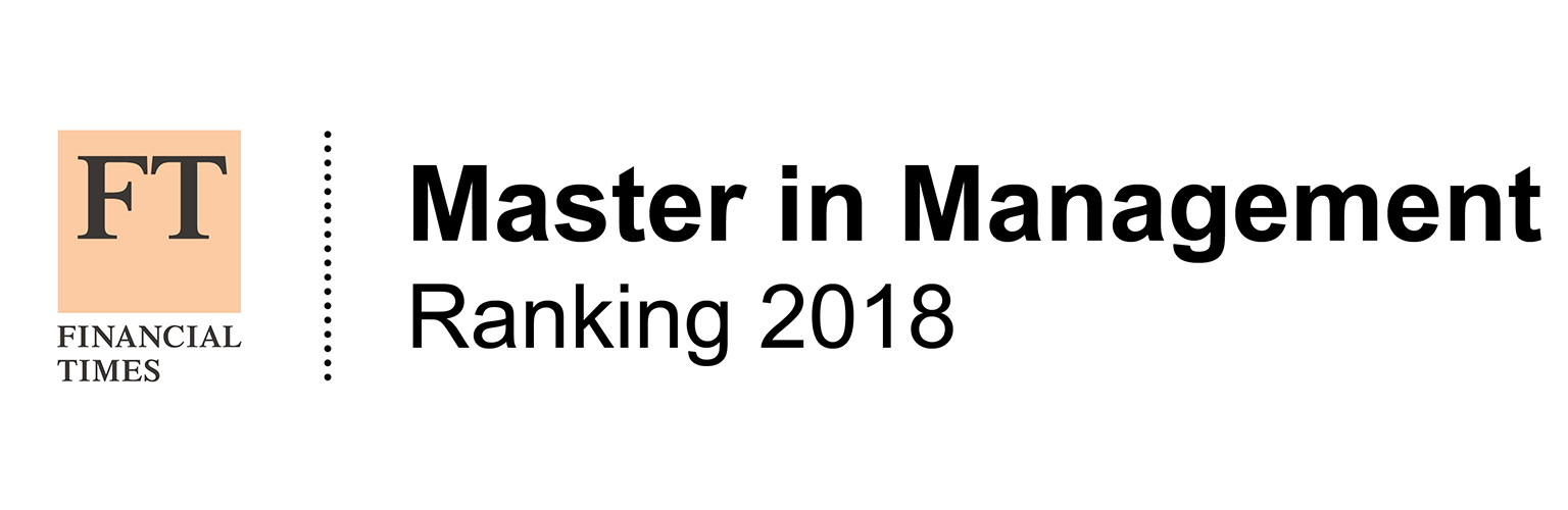 financial times masters in management ranking 2018