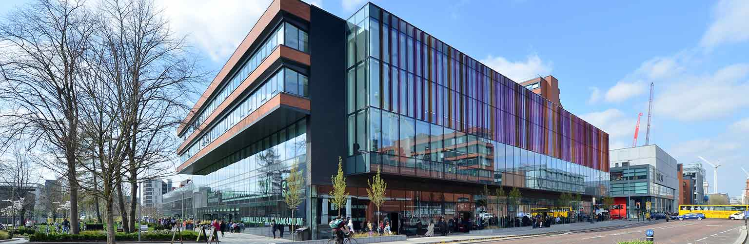 main building for alliance manchester business school