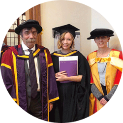 Galina Gerashchenko, MSc Business Analysis and Strategic Management, Class of 2018