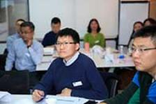 MBA student in China