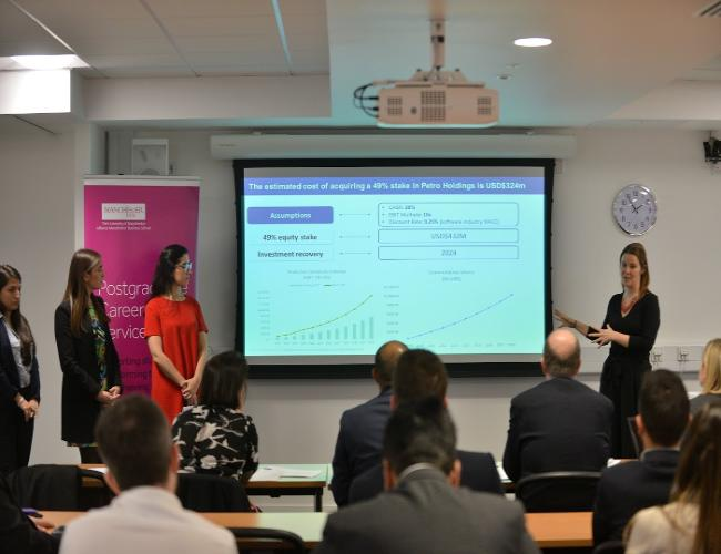 MBA Case study competition