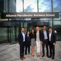maria IB project manchester MBA