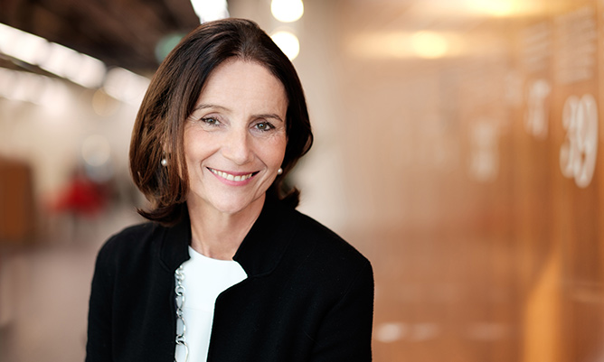 Director General of the CBI Carolyn Fairbairn
