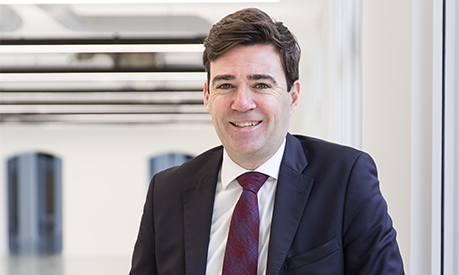 andy burnham mayor of greater manchester