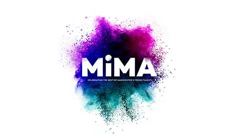 Made in Manchester Awards (MiMA) logo