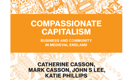 compassionate capitalism book cover