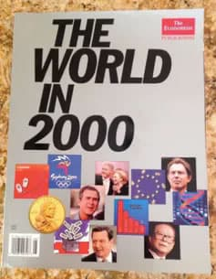 The Economist - the world in 2000