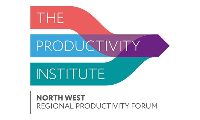 The regional productivity forum logo