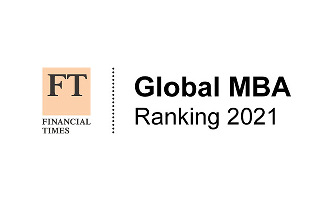 global mba rankings financial times logo