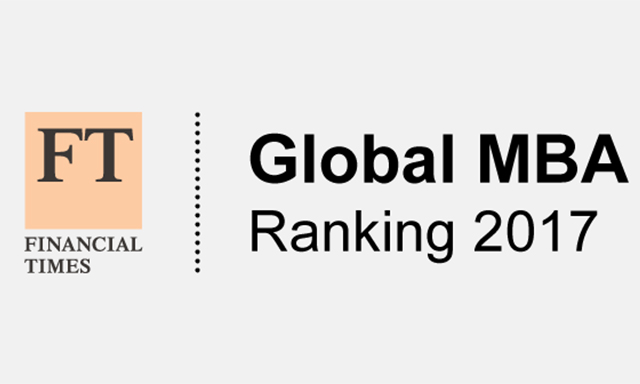 Alliance Manchester Business School climbs FT Global MBA Rankings to cement its position in the world elite