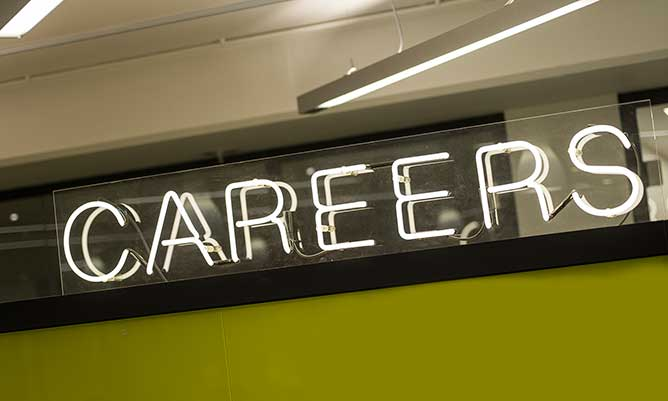 Careers sign - Feature 668x401