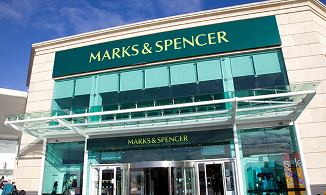 Marks & Spencer's plans for expansion in India