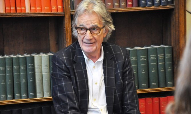 Fashion designer Sir Paul Smith