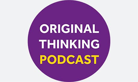 Original Thinking Podcast logo